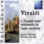 6 Sonaten f. Cello & Bc