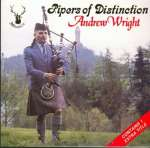 Andrew Wright: Pipers Of Distinction