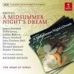 Benjamin Britten (1913-1976): A Midsummernight's Dream op. 64 (3)