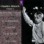 Charles Munch - His First Recordings