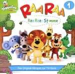 (1)Original Hörspiel z. TV-Serie-Raa Raas Stimme