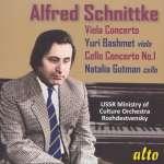 Alfred Schnittke (1934-1998): Violakonzert (1985) (3)