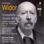 Charles-Marie Widor (1844-1937): Orgelwerke (1)