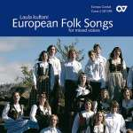 Laula kultani - European Folks Songs for mixed voices