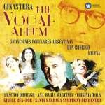Alberto Ginastera (1916-1983): The Vocal Album