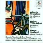 Alberto Ginastera: Harfenkonzert op. 25 (1)
