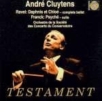 Andre Cluytens dirigiert