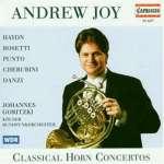 Andrew Joy spielt Hornkonzerte