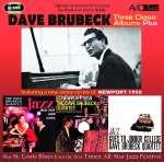Dave Brubeck (1920-2012): Three Classic Albums Plus (1)