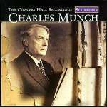 Charles Munch - The Concert Hall Recordings