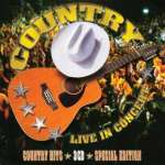 Country Live In Concert - Various