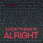 Andrew Shea: Everything Is Alright