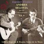 Andres Segovia & Regino Sainz de la Maza