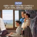 Amilcare Zanella (1873-1949): Klaviertrio op. 23