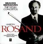 Aaron Rosard spielt Violinkonzerte