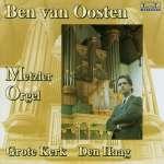 Ben van Oosten, Orgel