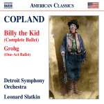 Aaron Copland (1900-1990): Billy the Kid
