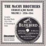 Charlie & Joe McCoy: 1936 - 1944