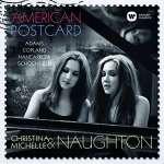 Amerikanische Musik für 2 Klaviere - American Postcard