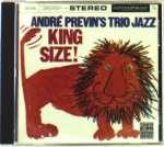Andre Previn's Trio Jazz: King Size!