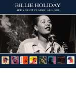 Billie Holiday (1915-1959): Eight Classic Albums (1)