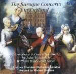 Baroque Concertos In En