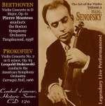 Berl Senofsky - The Art of the Violin Vol. 3