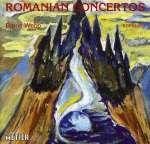 Barrie Webb - Romanian Concertos