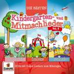 02-3er Box (Die besten Kindergarten- & Mitmachlieder)