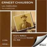 Chausson - Balleys - Ga: Les Melodies