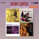 Benny Carter (1907-2003): Four Classic Albums