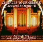 Charles Tournemire: Orgelwerke Vol. 4