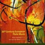 20th Century European Flute Music