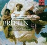 Benjamin Britten: Serenade f. Tenor, Horn & Streicher op. 31