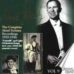 Aksel Schiötz - Complete Recordings Vol. 9