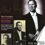 Aksel Schiötz - Complete Recordings Vol. 10