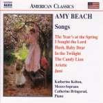 Amy Beach: Lieder