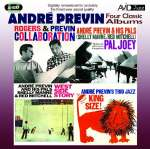 Andre Previn: Four Classic Albums