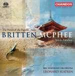 Benjamin Britten: The Prince of the Pagodas op. 57 (Ballettsuite)