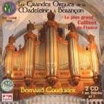 Bernard Coudurier, Orgel