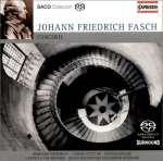 Johann Friedrich FASCH (1688-1758) 4006408710493