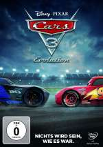 Cars 3 - Evolution  Cover