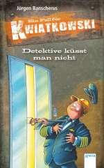 Detektive küsst man nicht Cover