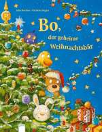 Bo, der geheime Weihnachtsbär Cover