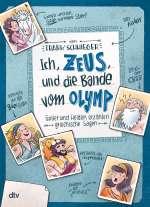 Ich, Zeus, und die Bande vom Olymp Cover