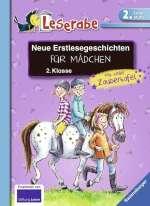 Neue Erstlesegeschichten für Mädchen 2. Klasse Cover
