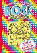 Dork diaries (12) : Nikkis (nicht ganz so) heimliches Herzklopfen Cover