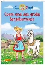Conni und das grosse Bergabenteuer Cover