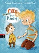 Otto & der kleine Herr Knorff Cover