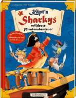 Käpt'n Sharkys wildeste Piratenabenteuer Cover